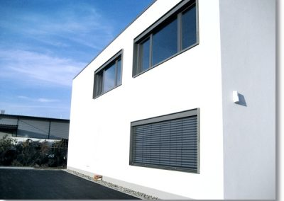 Sonnenschutz Galerie 8