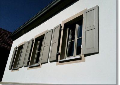 Sonnenschutz Galerie 7
